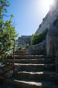 Imagen de escalera
