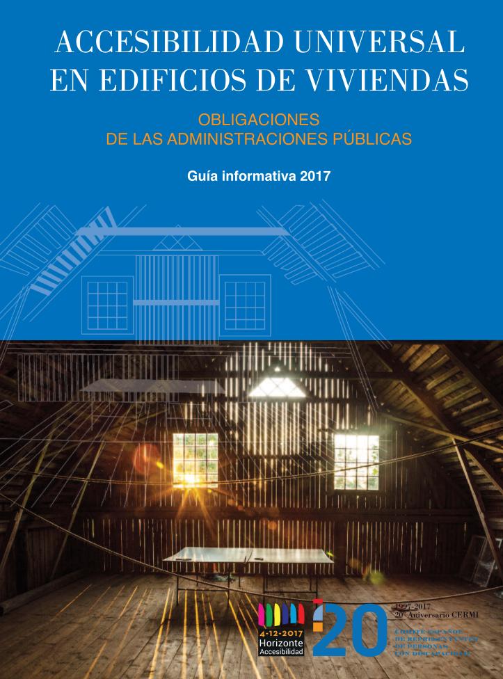 """Abre documento """"Accesibilidad en edificios de comunidad de vecinos (CERMI)"""" en PDF"""