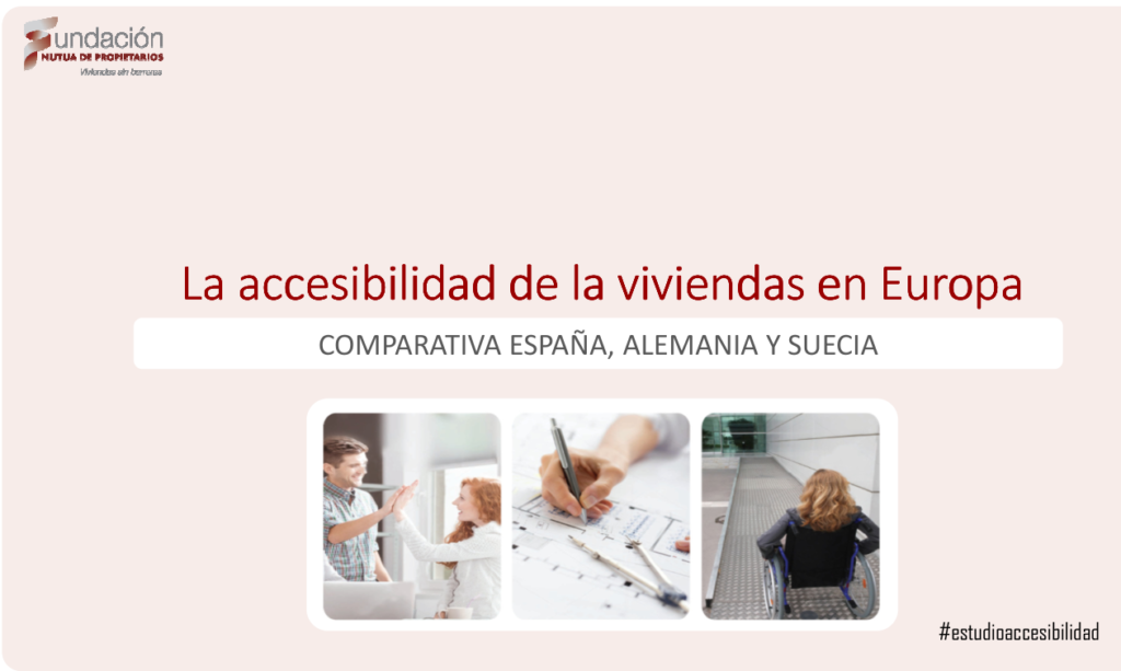 """Abre documento en PDF """"La accesibilidad de la vivienda en Europa"""""""