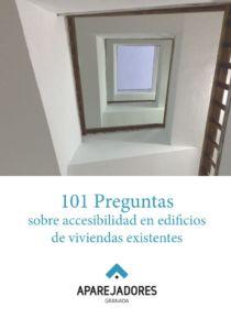 """Abre documento PDF """"101 preguntas sobre Accesibilidad en comunidad de vecinos"""""""