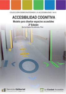 """Abre documento en PDF """"Accesibilidad cognitiva. Modelo para diseñar espacios accesibles"""""""