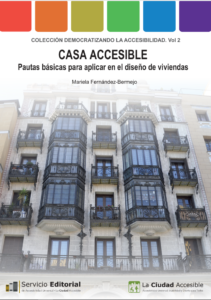 """Abre documento en PDF """"Casa Accesible. Pautas básicas para aplicar en el diseño de viviendas"""""""