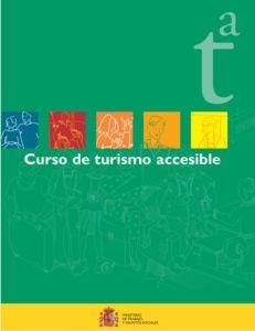 """Abre el documento """"Curso de Turismo accesible del Real Patronato de Discapacidad"""""""