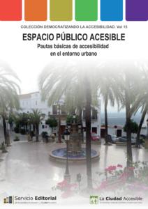 """Abre documento en PDF """"Espacio público accesible"""""""