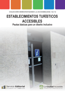 """Abre documento en PDF """"Establecimientos turísticos accesibles"""""""