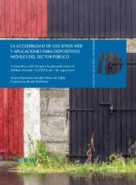 """Abre documento en PDF """"La accesibilidad de los sitios web y aplicaciones para dispositivos moviles del sector publico"""""""