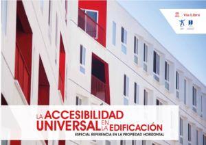 """Abre documento en PDF """"La accesibilidad universal en edificacion con referencia a propiedad horizontal"""""""