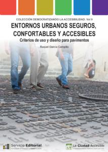 """Abre documento en PDF """"Entornos urbanos, confortables y accesibles"""""""