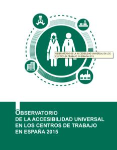 """Abre enlace externo para descargar el documento en PDF """"Estudio de accesibilidad de los centros de trabajo en España"""""""