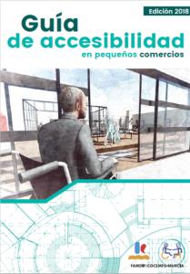 """Abre documento en PDF """"Guia de la accesibilidad en pequeños comercios"""""""