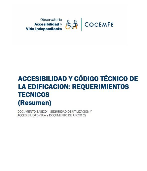 Accesibilidad y CTE: Requerimientos técnicos (Resumen) en PDF