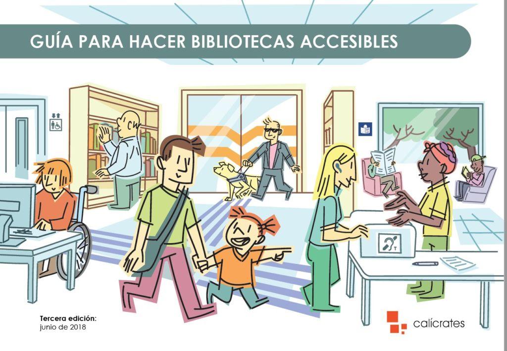 Guia para hacer bibliotecas accesibles