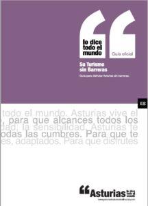 Guía para disfrutar Asturias sin barreras