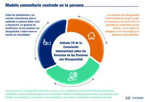 Infografía del artículo 19 de la COnvención