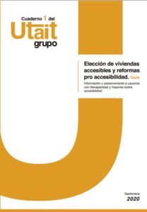 Elección de viviendas y reformas por accesibibilidad (Guia Utait)