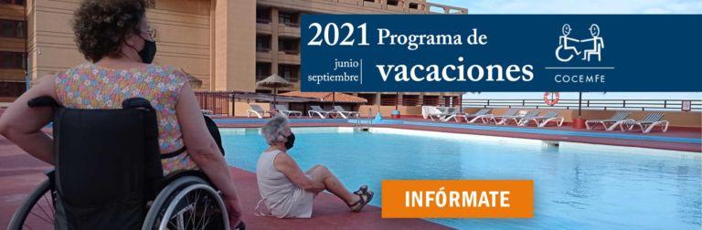 Programa de Vacaciones 2021