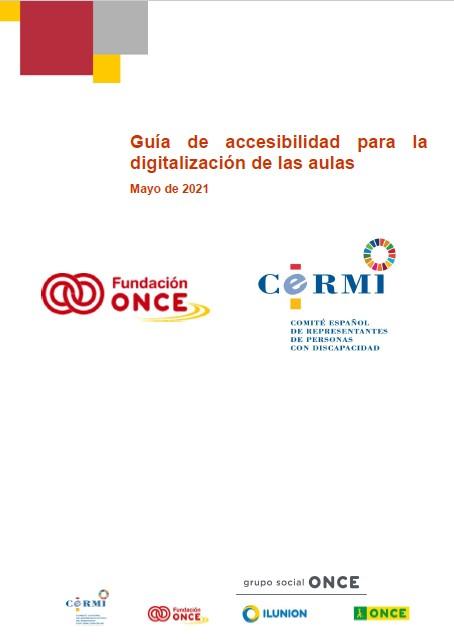 Guía de accesibilidad para la digitalización en las aulas