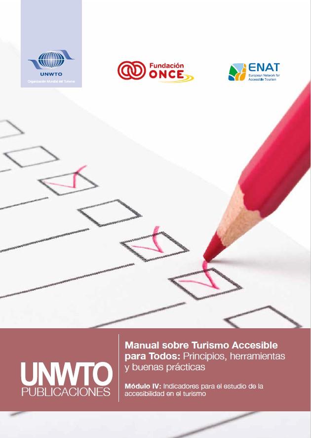 Manual Turismo Accesible OMT 4 - Indicadores