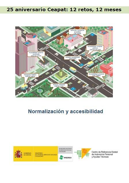 Normalización y accesibilidad