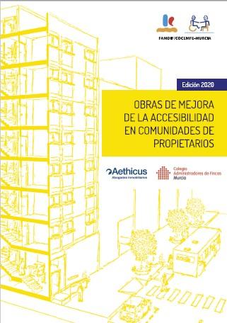 Obras de mejora de accesibilidad en comunidad de propietarios